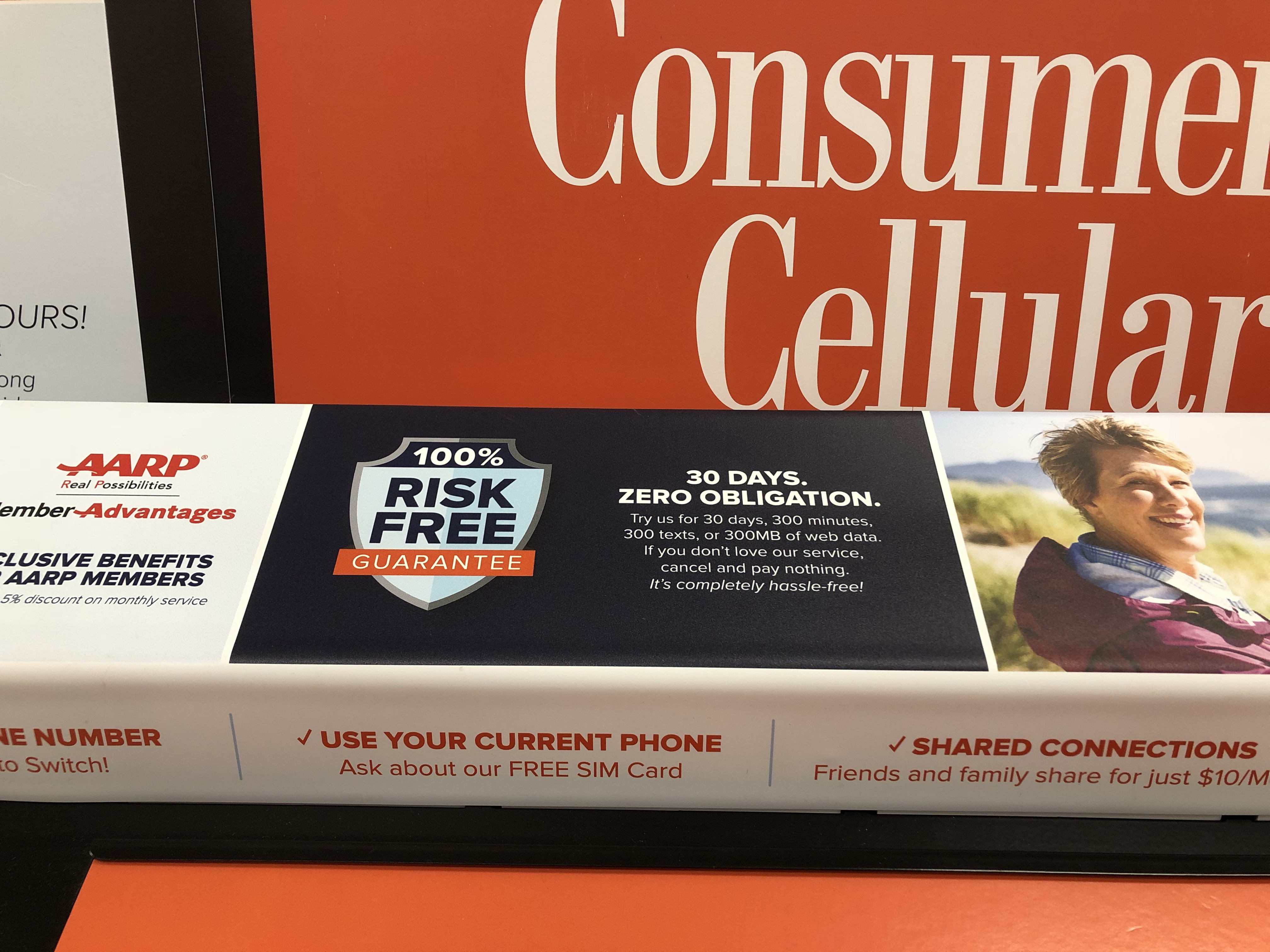 Target Guests Cannot Always Use Their Current Phone On